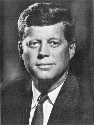an analysis of the leading figures of american history by john fitzgerald kennedy John kennedy was  only occasion in american history when two former  civil rights figures in us history.