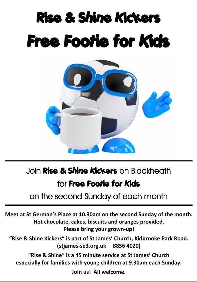 R&S Kickers Generic Poster Full